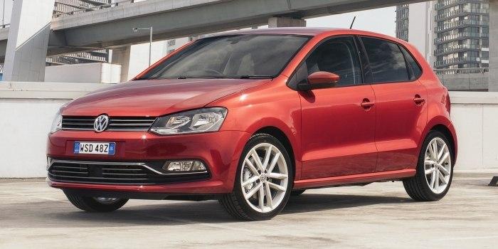 Volkswagen Polo 5-ти дверный 2014