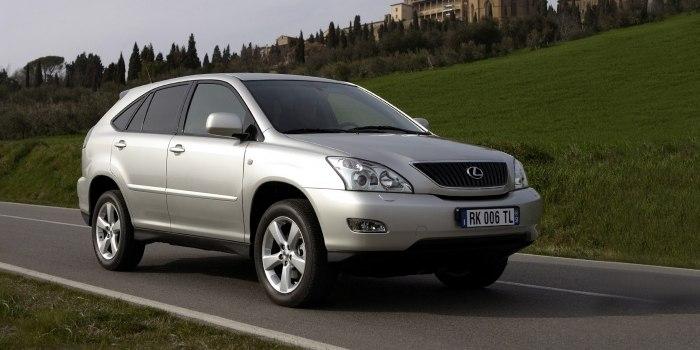 Lexus RX 350 2004