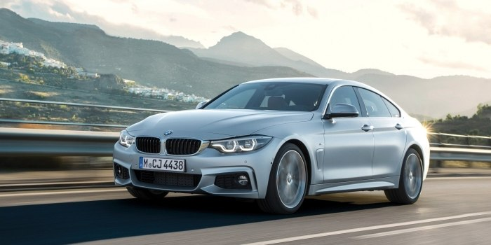 BMW 4 Series Gran Coupe (F36) 2014