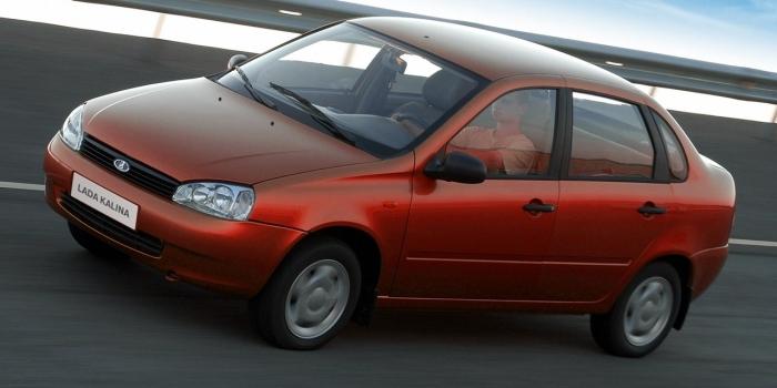 ВАЗ Lada Kalina 1118 2004