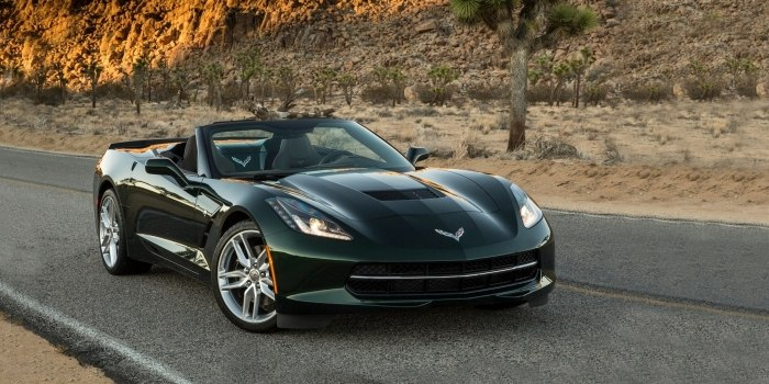 Chevrolet Corvette Convertible 2013