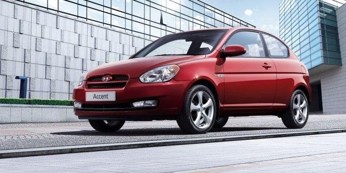 Hyundai Accent Hatchback 2006