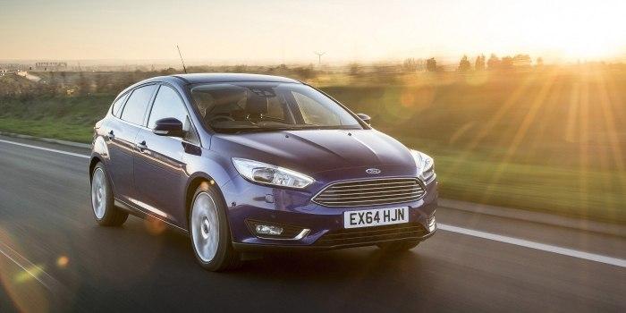 Ford Focus 5-ти дверный 2014