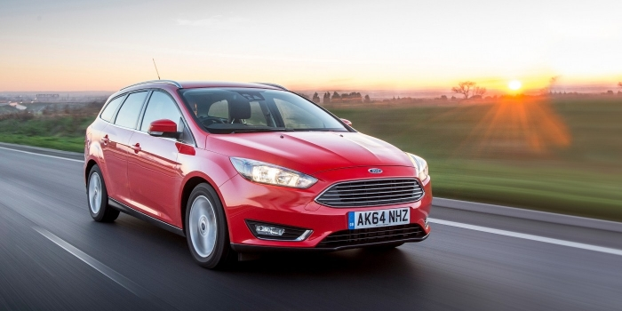 Ford Focus Wagon 2014