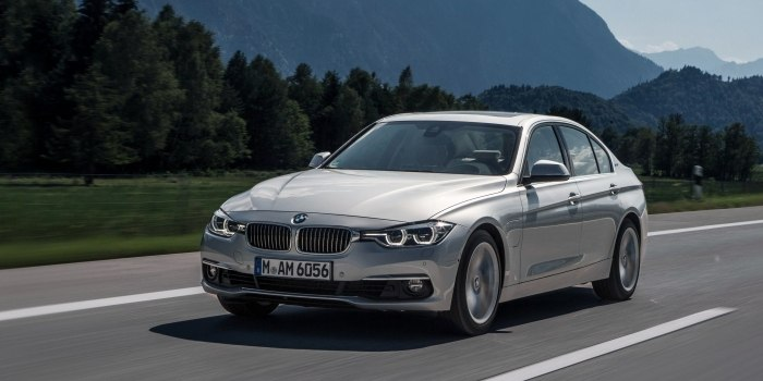 BMW 3 Series ActiveHybrid (F30) 2013