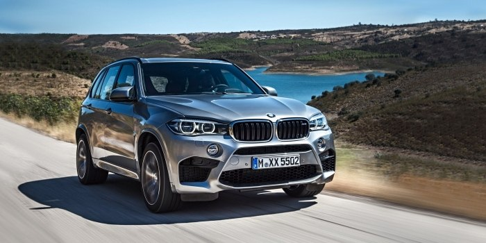 BMW X5 M (F85) 2014