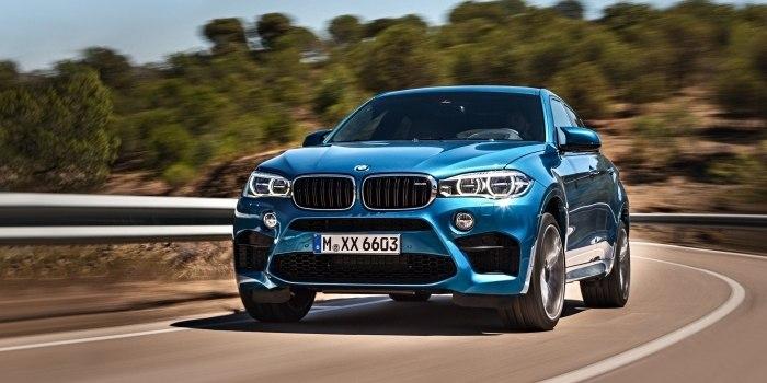 BMW X6 M (F16) 2014