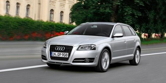 Audi A3 Sportback 2008