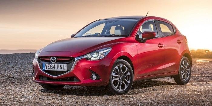 Mazda 2 5-ти дверная 2014