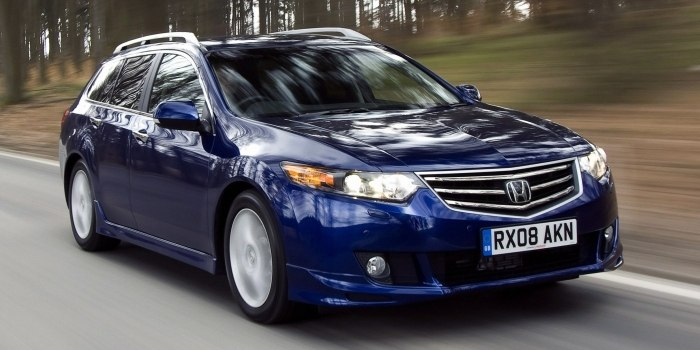 Honda Accord Tourer 2008
