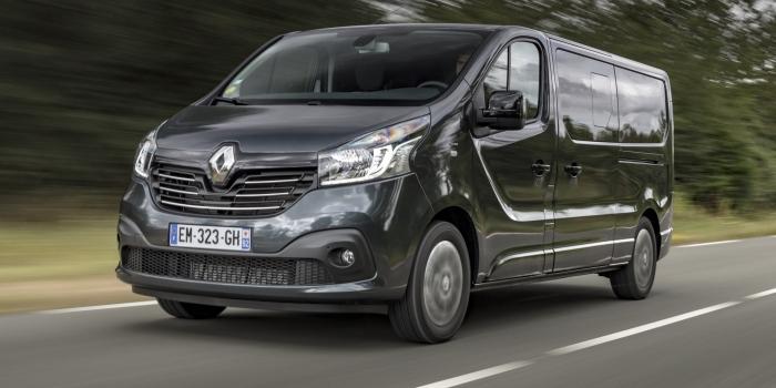 Renault Trafic Combi 2014