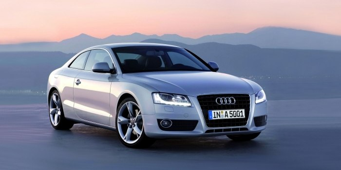 Audi A5 Coupe 2007