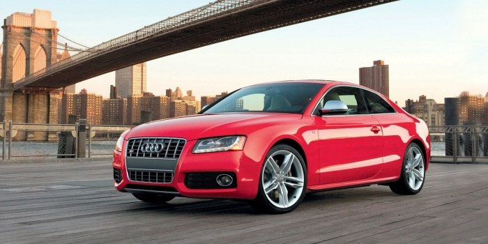 Audi S5 Coupe 2007