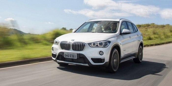 BMW X1 (F48) 2015