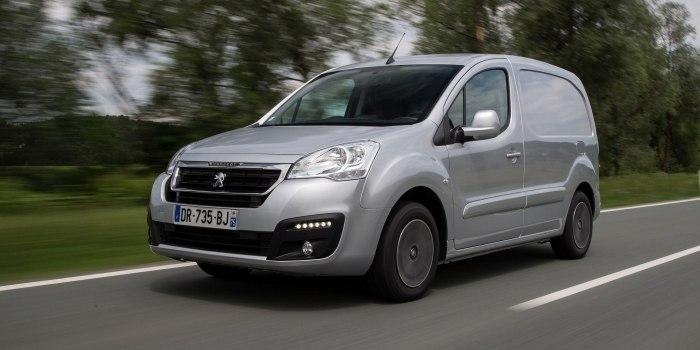 Peugeot Partner Van 2015