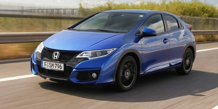 Honda Civic 5D 2015