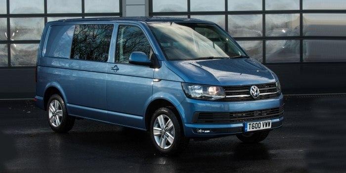 Volkswagen Transporter Kombi 2015