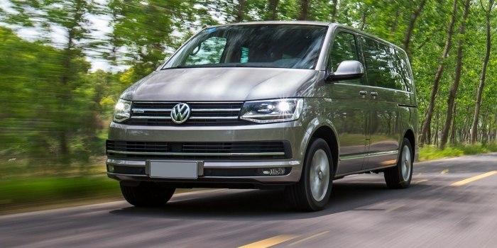 Volkswagen Multivan 2015