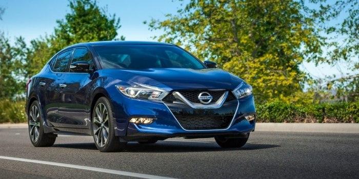 Nissan Maxima 2015