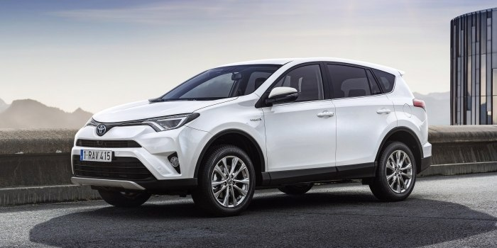 Toyota RAV4 Hybrid 2015
