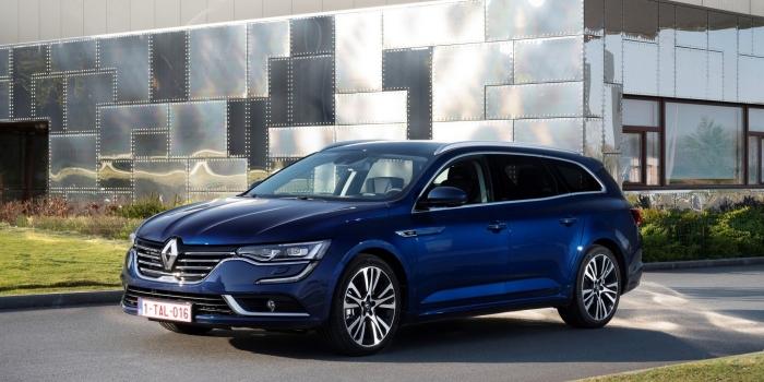 Renault Talisman Estate 2015
