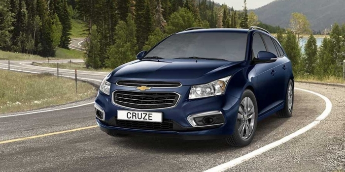 Chevrolet Cruze Station Wagon 2016