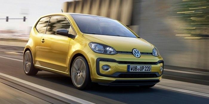Volkswagen up! 3-х дверный 2016