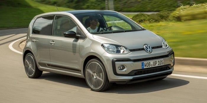 Volkswagen up! 5-ти дверный 2016