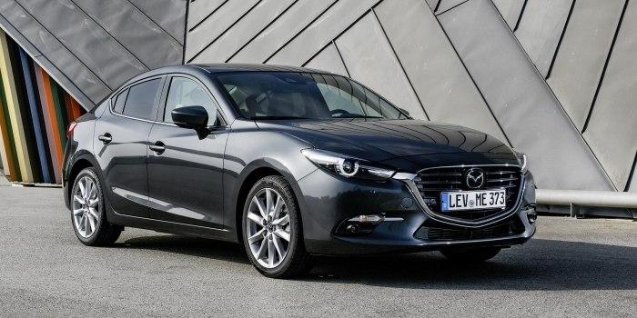 Mazda 3 Sedan 2016