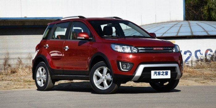 Great Wall Haval H1 2016