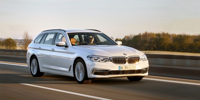 BMW 5 Series Touring (G31) 2017