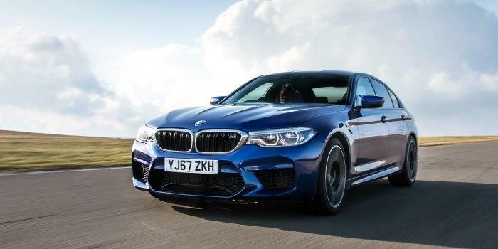 BMW M5 Sedan (F90) 2017