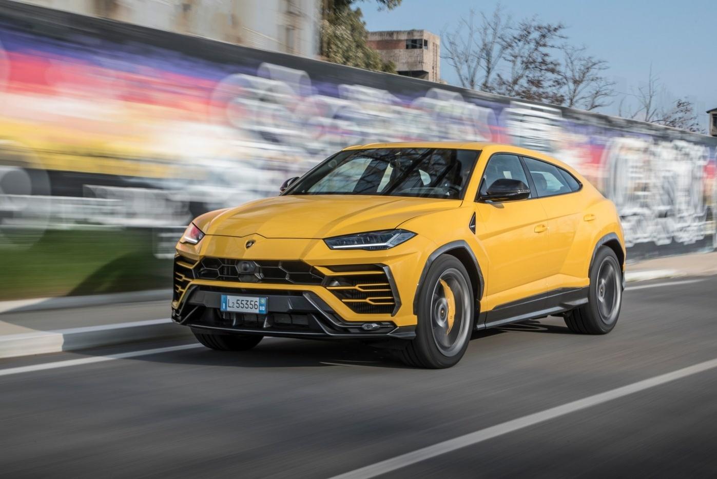 Lamborghini Urus попробует побить рекорд Нюрбургринга