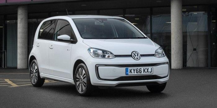 Volkswagen e-up! 5-ти дверный 2017