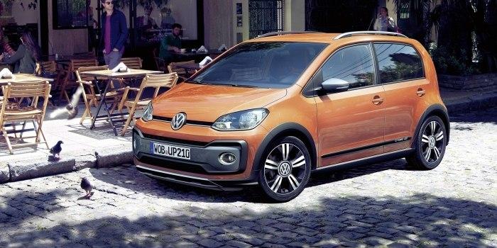 Volkswagen cross up! 2016
