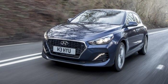 Hyundai i30 Fastback 2017
