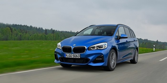BMW 2 Series Gran Tourer (F46) 2018