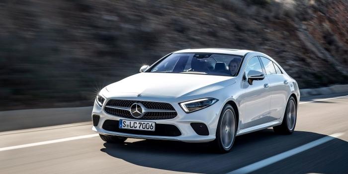 Mercedes CLS-Class (C257) 2018
