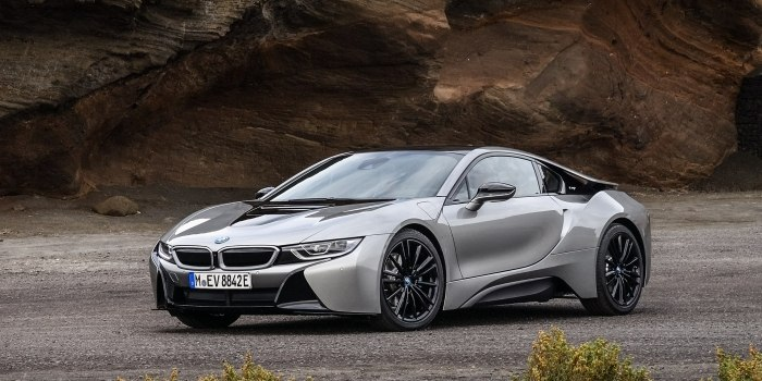 BMW I8 Coupe 2018
