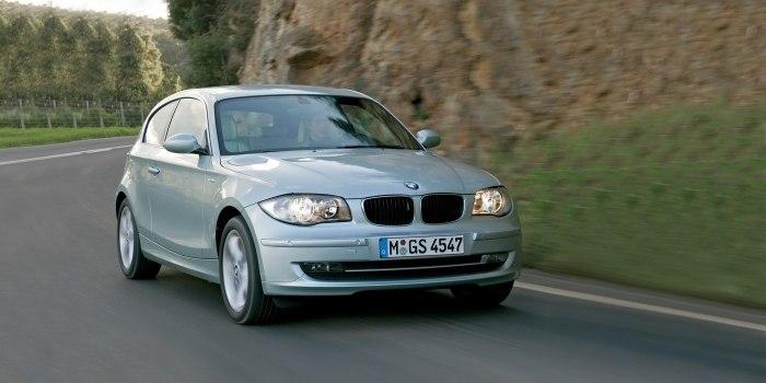 BMW 1 Series 3-х дверный (E81) 2007