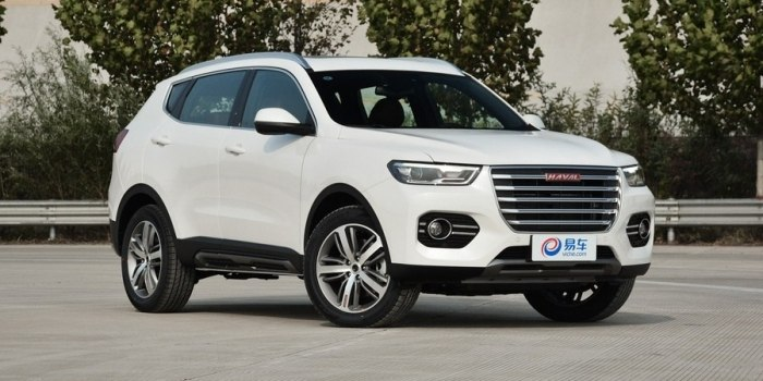 Great Wall Haval H6 Red Label 2017