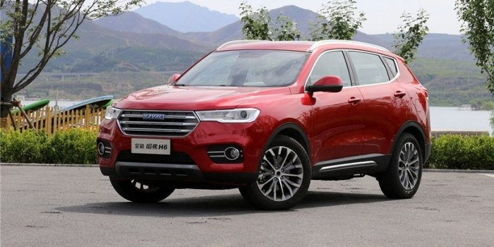 Great Wall Haval H6 Blue Label 2017