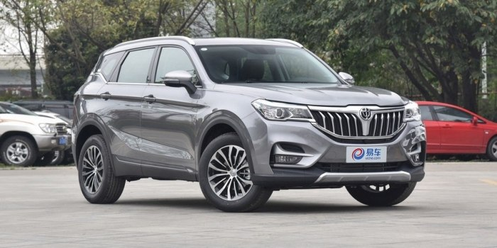 Brilliance V6 2017