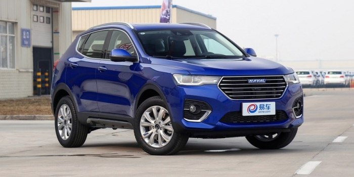 Обзор Great Wall Haval H4 Blue Label