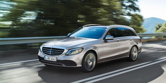 Mercedes C-Class Estate (S205) 2018