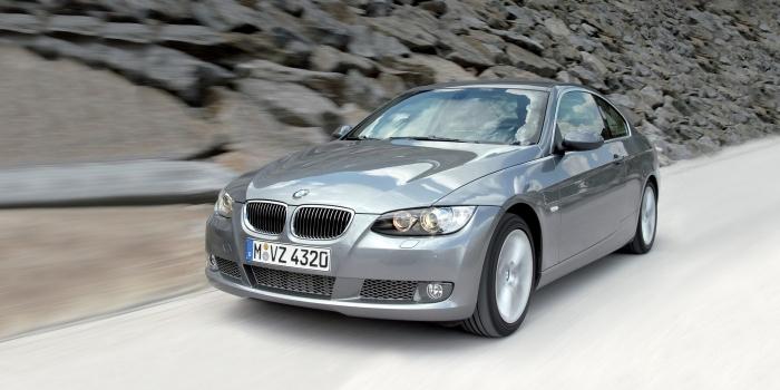 BMW 3 Series Coupe (E92) 2006