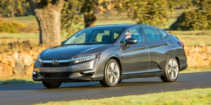 Honda Clarity Plug-In Hybrid 2017