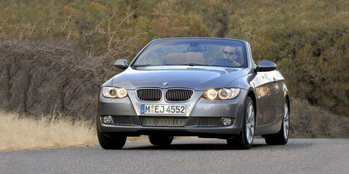 BMW 3 Series Cabrio (E93) 2005