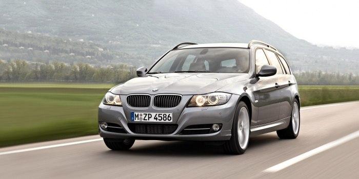 BMW 3 Series Touring (E91) 2008