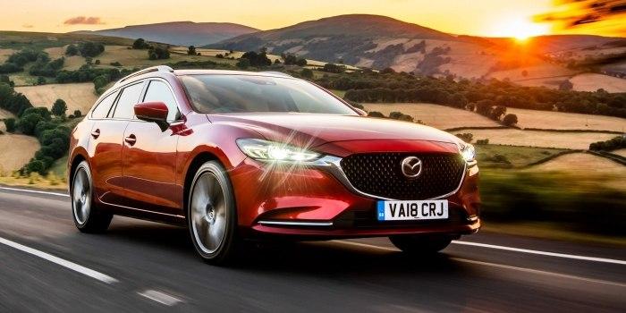 Mazda 6 Combi 2018